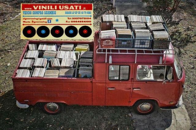 Dischi cd, vinili lp e 45 giri, musicassette
