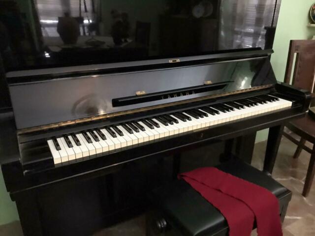 Pianoforte yamaha u3