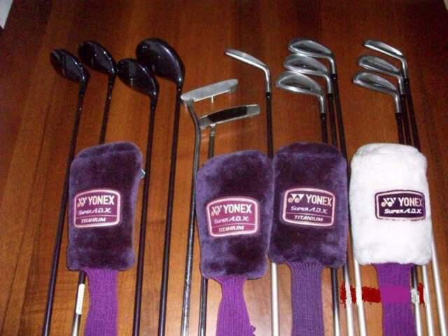Set completo da golf *regalo la sacca+il carellino