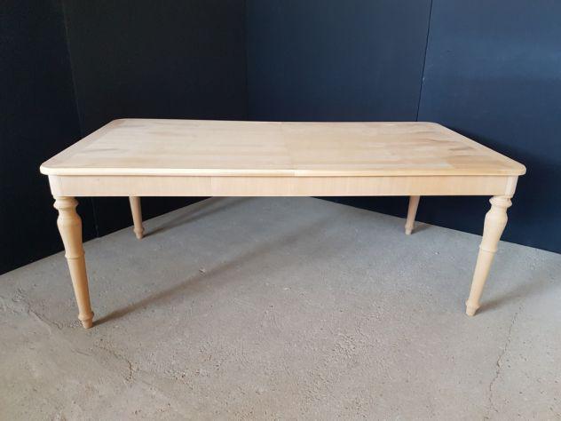 Tavoli in legno grezzo - nuovi
