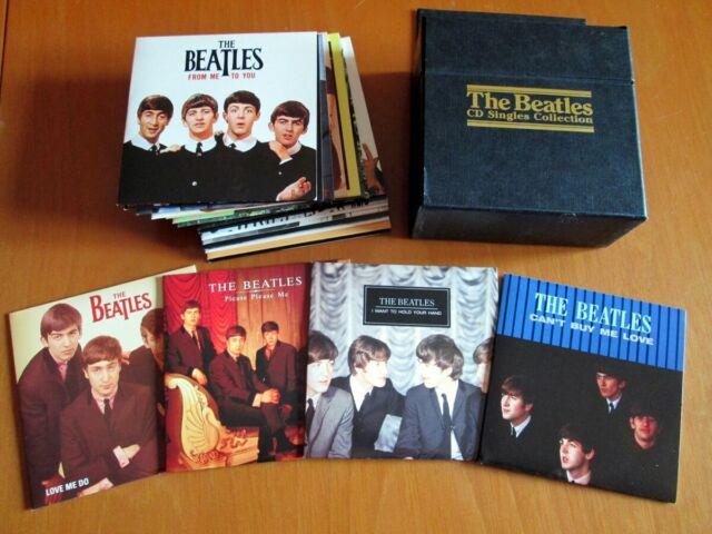 The beatles cd singles collection 22 cd