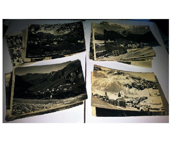 Cartoline in bianco e nero dagli anni 10 agli anni 50