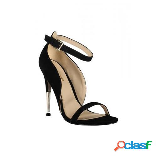 Guess calzatura sandalo nero donna
