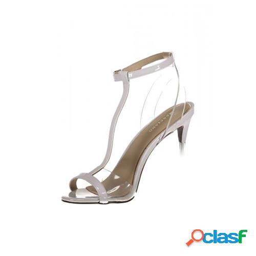 Guess calzatura sandalo bianco donna