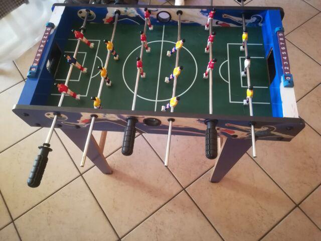 Calcio balilla per bambini 3-6 anni