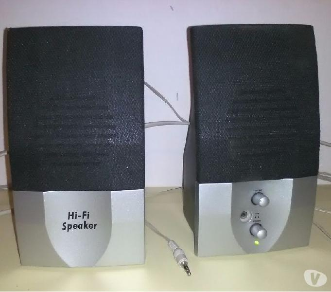 Casse acustiche per computer fisso notebook smartphone port