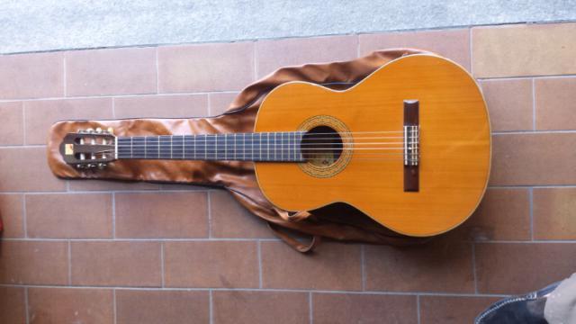 Chitarra classica alhambra