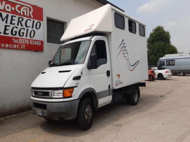 Iveco daily 35c 15 trasporto animali vivi rif. 13546575