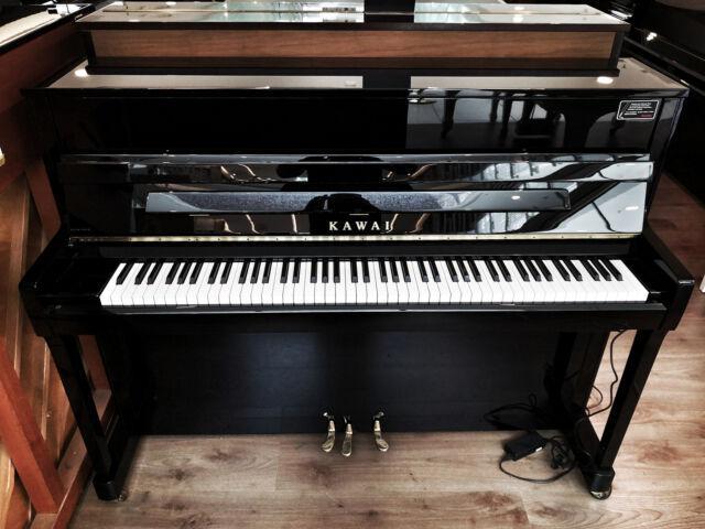 Pianoforte verticale kawai k200 anytime (silent)