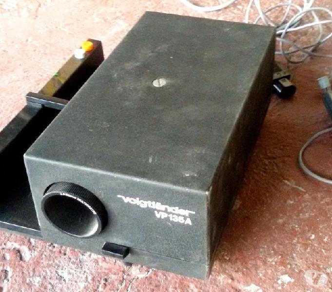 Proiettore diapositive volgtiander vp135a per pezzi ricambio