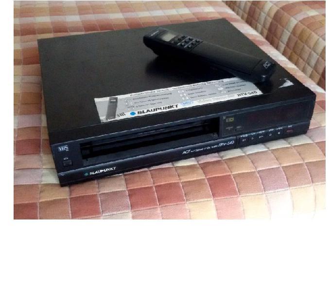 Videoregistratore a casette blaupunkt rtv 540 per pezzi rica