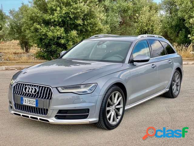 Audi a6 allroad diesel in vendita a san vito dei normanni (brindisi)