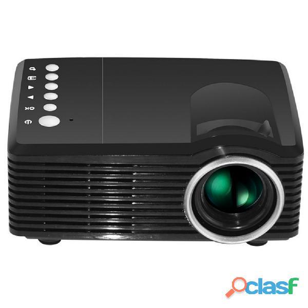 Micro VideoProiettore portatile a LED 1