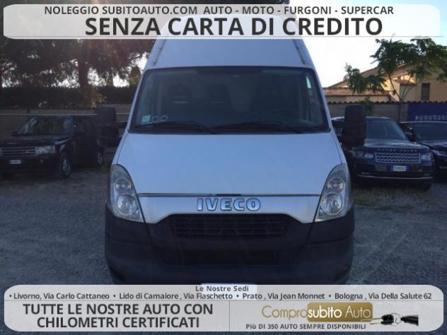 Iveco daily 35c14gv btor 3.0 cng pl-tm-rg furgone rif.