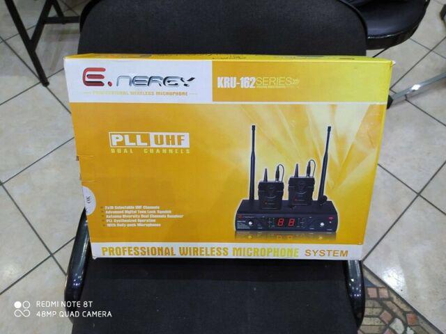 Microfono energy kru