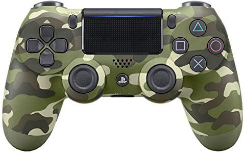 Playstation 4 - dualshock 4 controller camouflage--anche