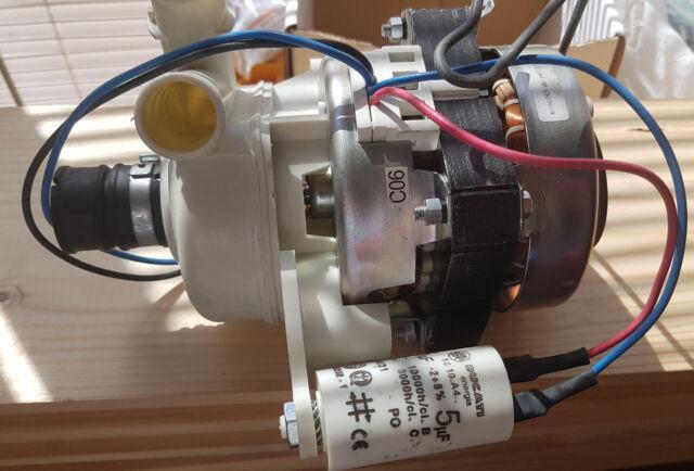 Pompa per lavastoviglie indesit