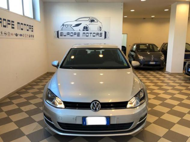 Volkswagen golf 1.6 tdi dsg 5p. highline bmt#tagliandi
