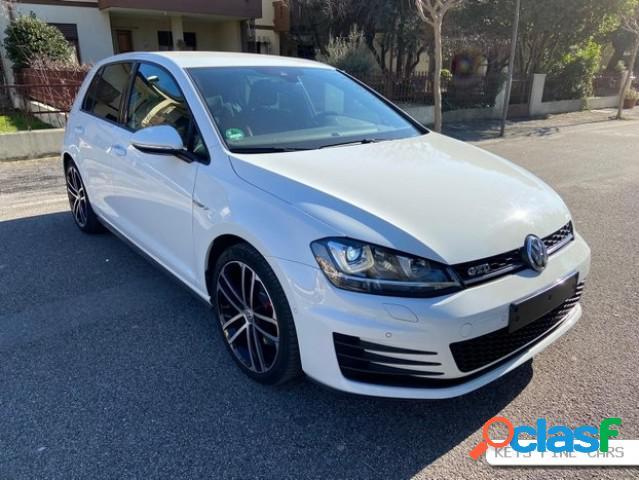 Volkswagen golf diesel in vendita a castello di godego (treviso)