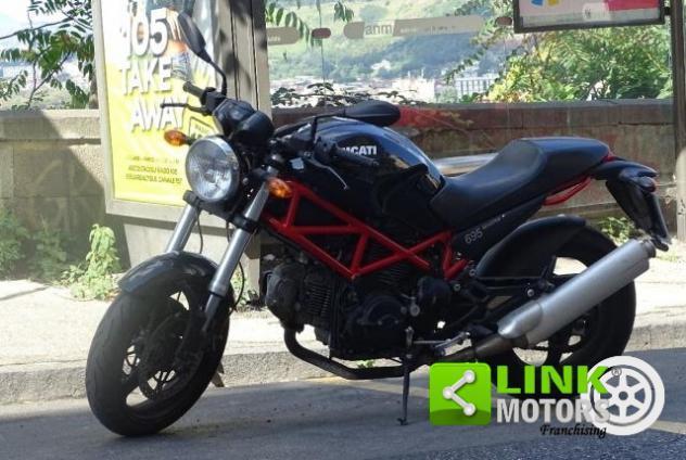 Ducati monster 695 - 13.000km