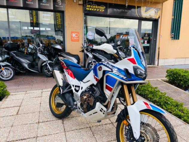 Honda africa twin crf 1000 l dct adventure passaggio