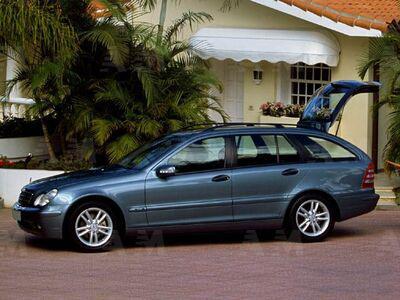 Mercedes-benz classe c station wagon 220 cdi cat classic