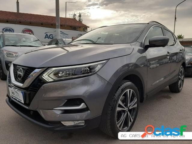 Nissan qashqai diesel in vendita a sant'antonio abate (napoli)