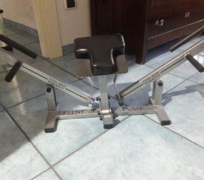 Attrezzo ginnico fitness-pump
