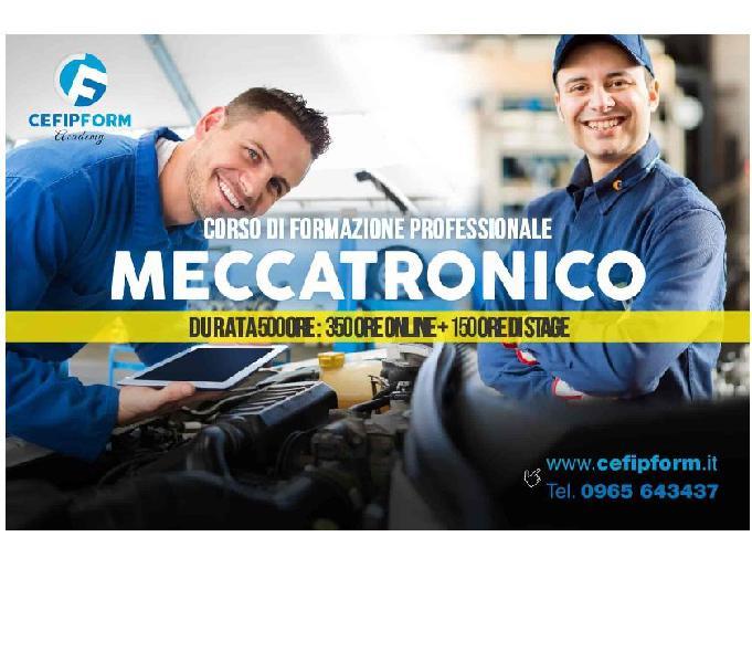 Corso meccatronico venezia online
