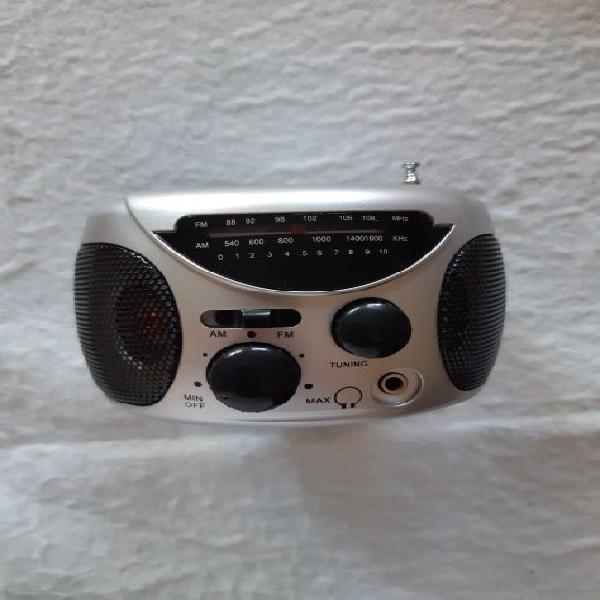 Radio am/fm larga cm 11