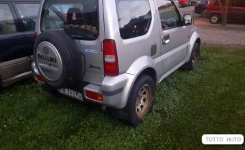 Suzuki jimny anno 2002…