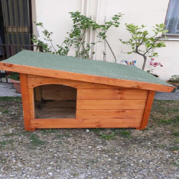 Casetta cane da giardino
