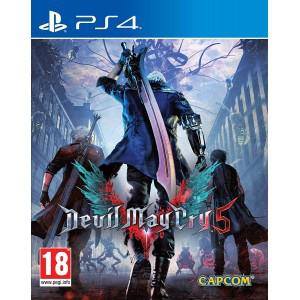 Devil May Cry 5 - DMC 5 (PS4)