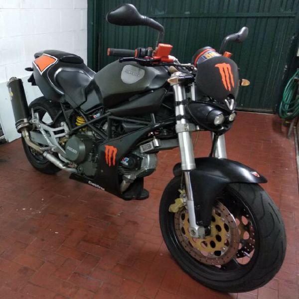 Ducati monster 600 dark depotenziato