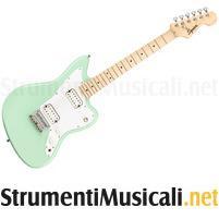Fender squier mini jazzmaster surf green