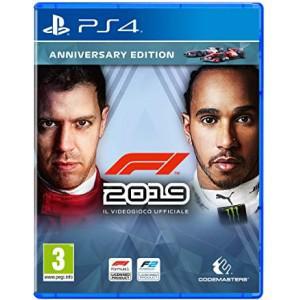 FORMULA 1 F1 2019 (PS4)