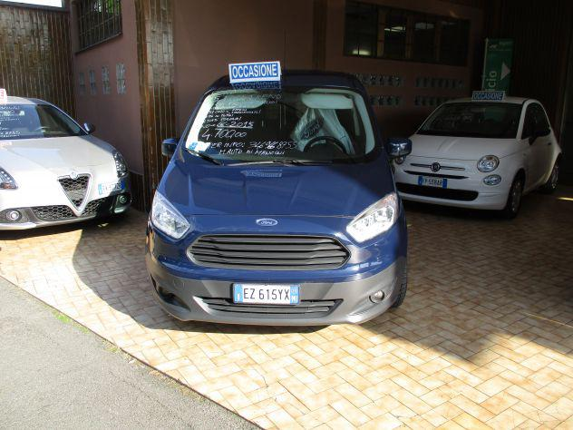 Ford transit courier 1.5 tdci-trend-uniproprietario-distr