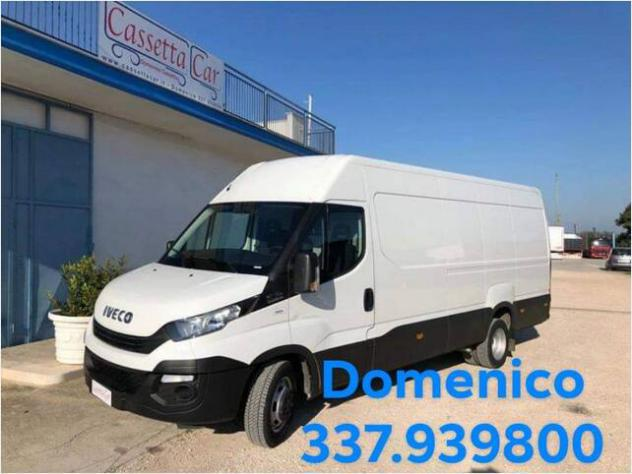 Iveco daily iveco daily 35c16 furgone maxy 2017