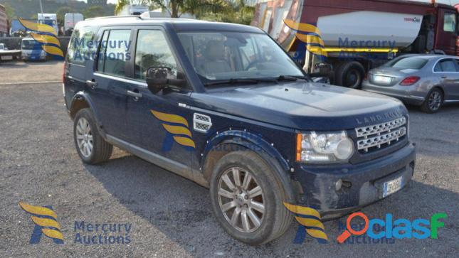 Land Rover Discovery serie 4