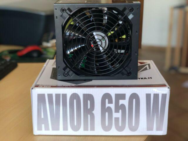 Alimentatore avior 650w modulare