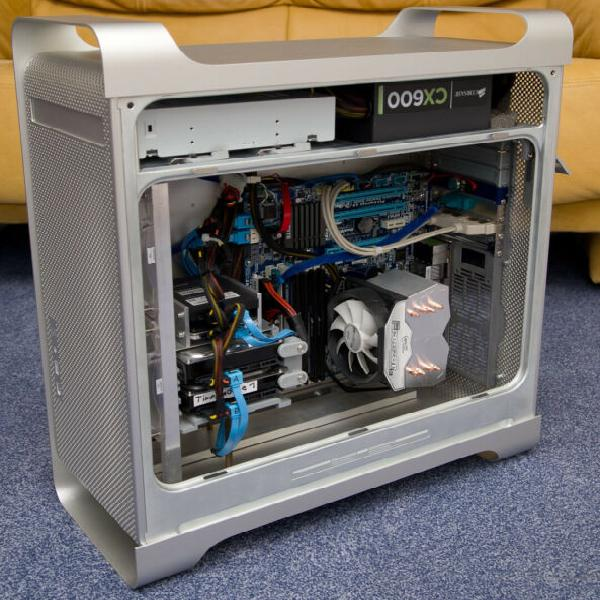 Assemblaggio pc gaming e hackintosh su misura