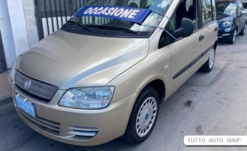 Fiat multipla 1,6metano…