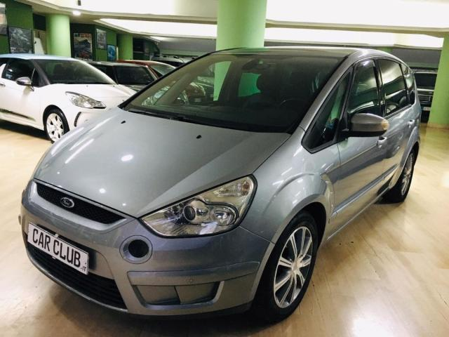 Ford s-max 2.0 tdci 140cv titanium dpf morano calabro (cs)