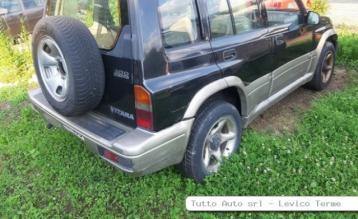 Suzuki vitara anno 1997…