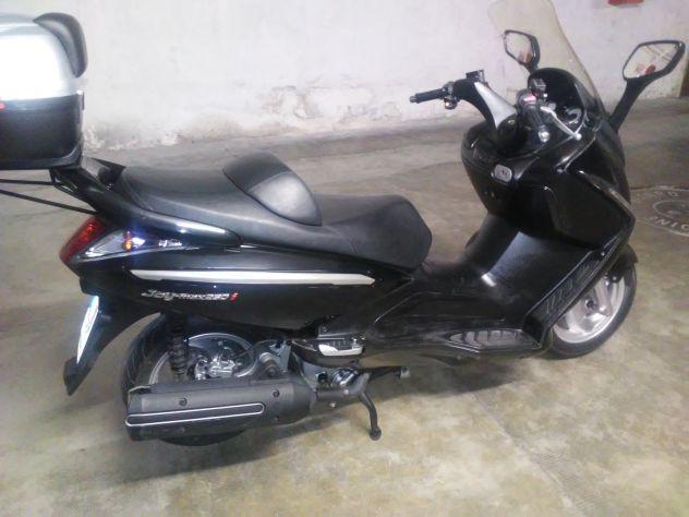 Vendo scooter sym joymax 250 per passaggio a cilindrata