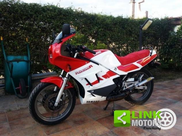 Yamaha rd 350 r del 1993, iscritta asi, appena restaurata,