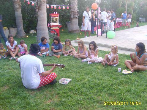 Feste di compleanno per bambini a brindisi clown per bambini