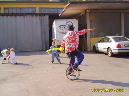 Feste di compleanno per bambini a taranto clown a taranto