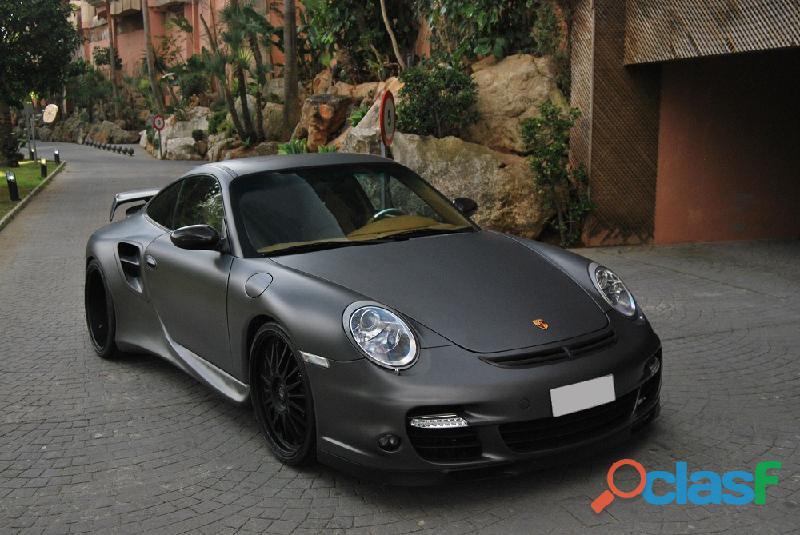Porsche 996 Turbo S 630CV