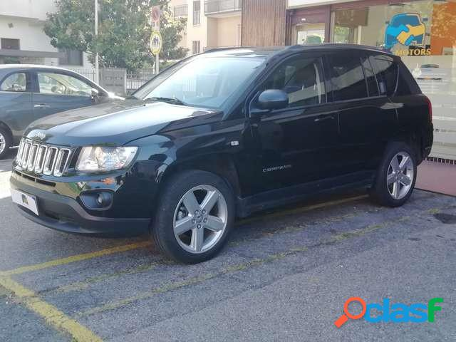 Jeep compass diesel in vendita a pogliano milanese (milano)